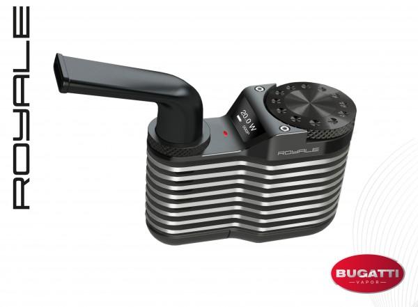 ROYALE Device Kit - Black & Silver