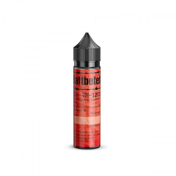 Haftbefehl! VH-1201 Eistee Litschi Limette 10ml Aroma