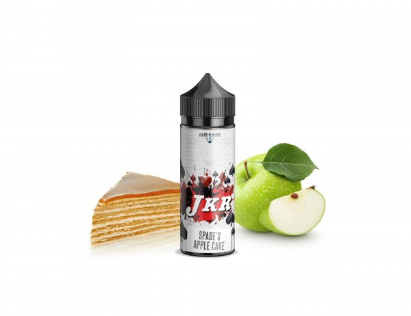 Spades Apple Cake 10ml Bottle in Bottle Aroma