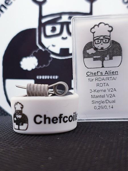 Chefs Alien