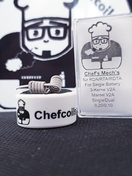 Chefs Mech's