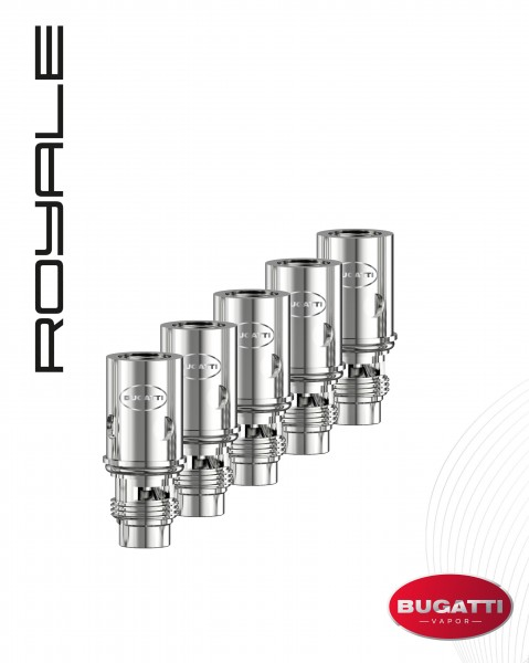 ROYALE Replacement Coils - 5 Pack