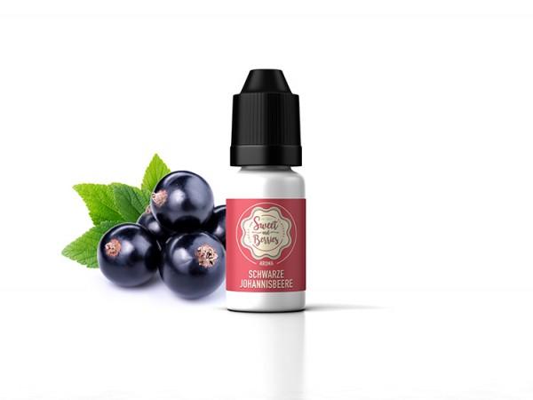 schwarze Johannisbeere Sweet and Berries 10ml Aroma