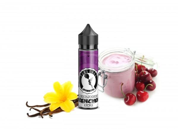 Nebelfee Kirschjoghurt FEENCHEN 10ml Longfill Aroma
