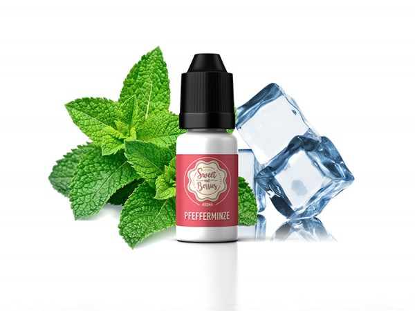 Pfefferminze Sweet and Berries 10ml Aroma