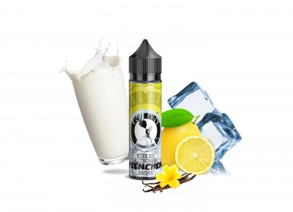 Nebelfee kühles Zitronen FEENCHEN 10ml Longfill Aroma